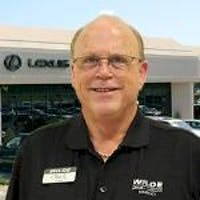 Chuck Johnson at Wilde Lexus Sarasota
