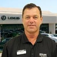 Alex Levando at Wilde Lexus Sarasota
