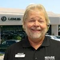 Curt Gosman at Wilde Lexus Sarasota