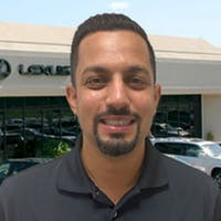Roberto Castrodad at Wilde Lexus Sarasota
