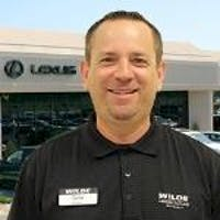 Tom McOmber at Wilde Lexus Sarasota