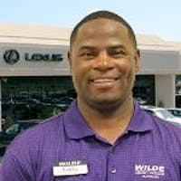 Kenny Turner at Wilde Lexus Sarasota