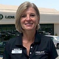 Lisa Frick at Wilde Lexus Sarasota