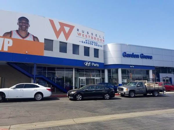 Russell Westbrook Cars >> Russell Westbrook Hyundai Of Garden Grove Hyundai Used