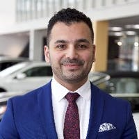 Ahmad  Bachan at Loeber Motors