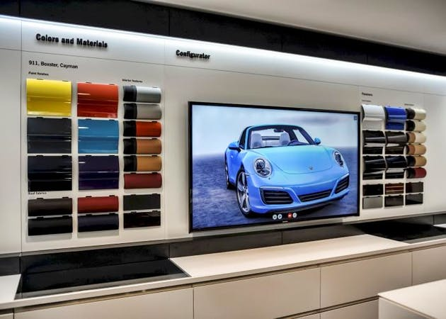 Porsche Barrington, Barrington, IL, 60010