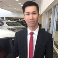 Hung  Truong at Herb Chambers Lexus of Sharon