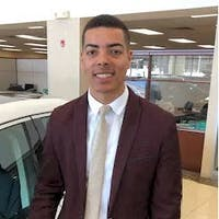 Daniel Araujo at Herb Chambers Lexus of Sharon