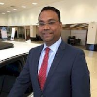 Sanjay Khairmode at Herb Chambers Lexus of Sharon