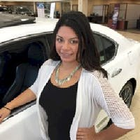 Lesly Ruano at Herb Chambers Lexus of Sharon