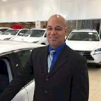 Rene Lapaz at Herb Chambers Lexus of Sharon