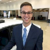 Nick Pacheco at Herb Chambers Lexus of Sharon