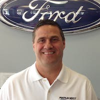 Frank Baccaro at Maplecrest Ford of Mendham