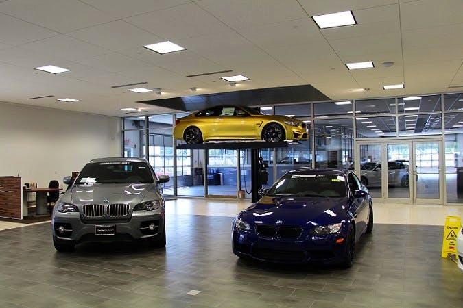Bmw Of Westchester Bmw Used Car Dealer Service Center Dealership Ratings