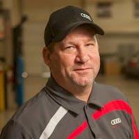 Mike Laughlin at Audi North Austin - Service Center