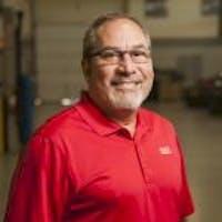 Darrell Robles at Audi North Austin - Service Center
