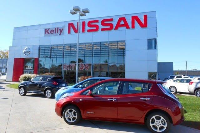 Kelly Nissan of Woburn, Woburn, MA, 01801