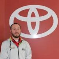 John Carbone at Toyota of Louisville - Service Center