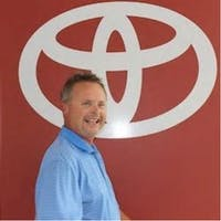 Michael Byrd at Toyota of Louisville