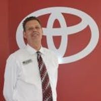 Tom Carr at Toyota of Louisville