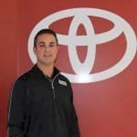 Josh Garr at Toyota of Louisville