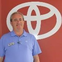 Toly Finkel at Toyota of Louisville