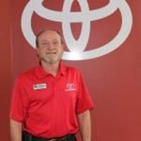 Mike Lareau at Toyota of Louisville - Service Center