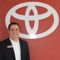 Richard Swope at Toyota of Louisville