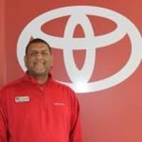 Lincoln Satram at Toyota of Louisville