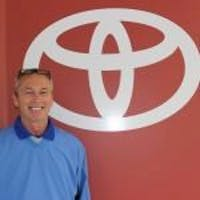 Keith Rice at Toyota of Louisville