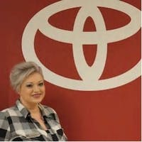 Kristin Shirley at Toyota of Louisville