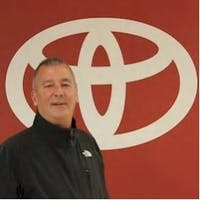 Tom Kidwell at Toyota of Louisville