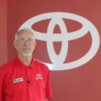 Bud Parker at Toyota of Louisville - Service Center