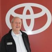 Bill  Hendrickson at Toyota of Louisville