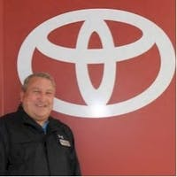 Larry Sepulvado at Toyota of Louisville