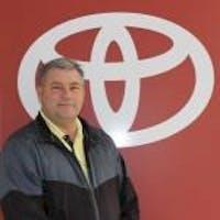 Glen Harder at Toyota of Louisville