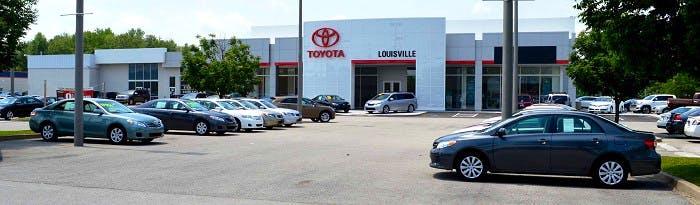 Toyota of Louisville, Louisville, KY, 40258