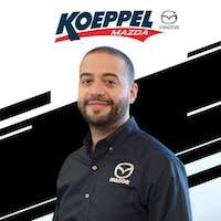 Jim Mendez at Koeppel Mazda