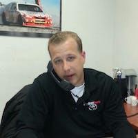 Tom Scholander at Fordham Toyota - Service Center