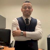 Oscar Martinez at Fordham Toyota