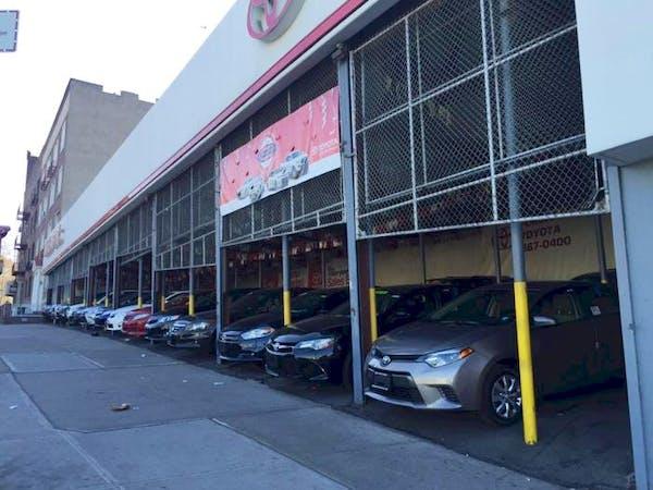 Fordham Toyota, Bronx, NY, 10468