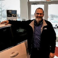 John Jessing at Dave Gill Chevrolet