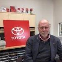 Joe Cosgrove at Greentree Toyota