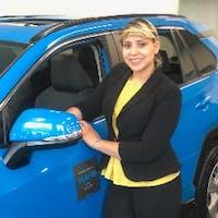 Juana Torres at Greentree Toyota