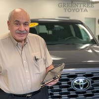 Mike Shakro at Greentree Toyota