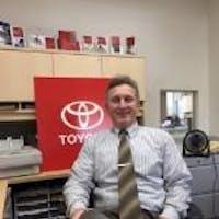 Pete Przyborowski at Greentree Toyota
