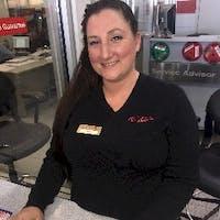 Jamie Martinez at Toyota Sunnyvale - Service Center