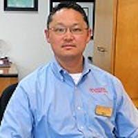 Mike Shum at Toyota Sunnyvale