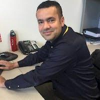 Amir Kandil at Toyota Sunnyvale