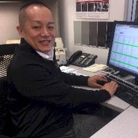 Kevin Vo at Toyota Sunnyvale